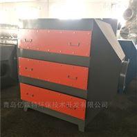 通辽市喷漆房废气处理设备活性炭废气吸附塔