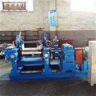 承轴式平板炼胶机