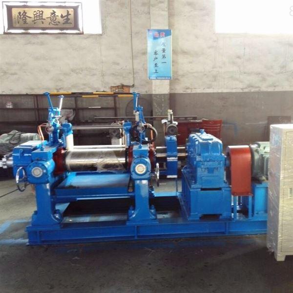 工业承轴式开放炼胶机
