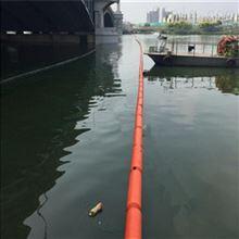 FT-400*1000水面垃圾拦截浮筒电站进水口拦污浮筒