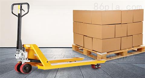 东弘5吨重型手动液压叉车