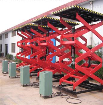 东弘1吨固定式升降平台