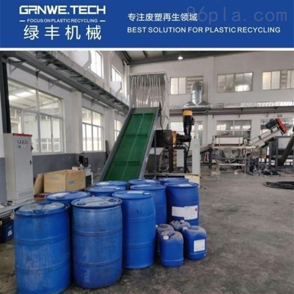 IBC方桶处理设备 周转集装桶回收清洗线