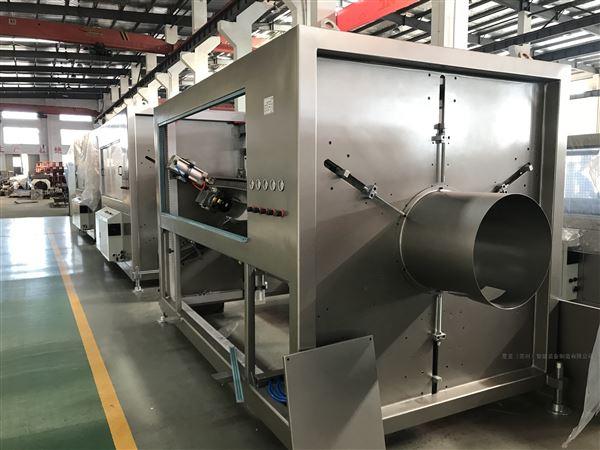 PE给水管材生产线