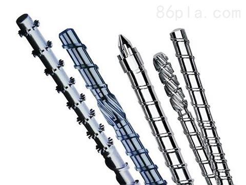 双合金螺杆分流型