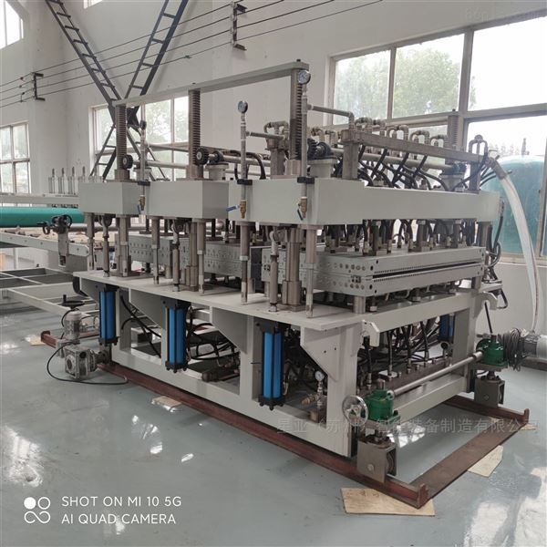PP建筑模板生产线