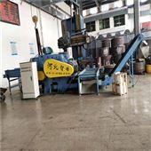 800/1200800型塑钢带铁粉碎机分离干净效果好