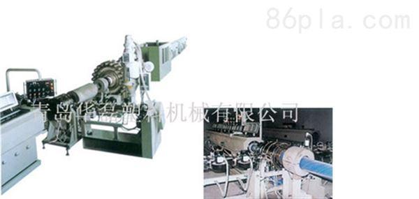 钢丝增强塑料管材生产线