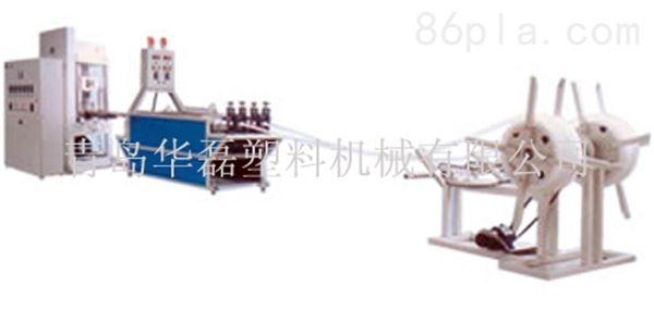 过氧化物交联聚乙烯(PE-Xa)管材生产线