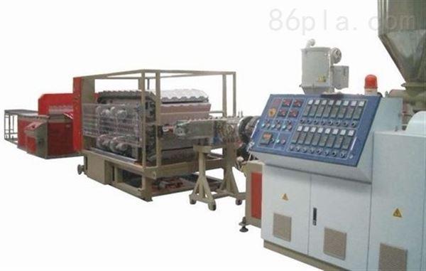 PVC琉璃瓦生产线、琉璃瓦挤出设备
