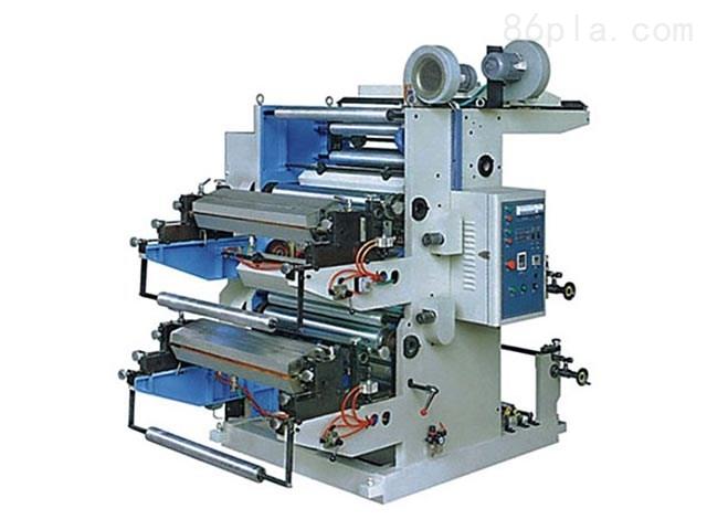 二色凸版印刷机