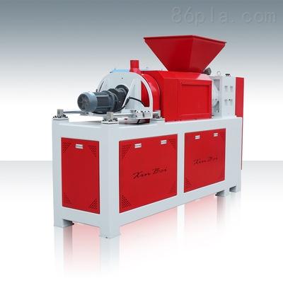 XB-SD500型塑料挤干机 PE薄膜挤干塑化切粒一体机