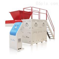 新型塑料编织袋撕碎清洗造粒回收线 PP编织袋吨包清洗生产回收线