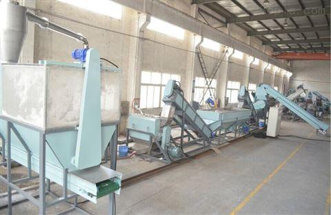 PE农地膜回收清洗造粒生产线- 张家港市普瑞塑胶机械