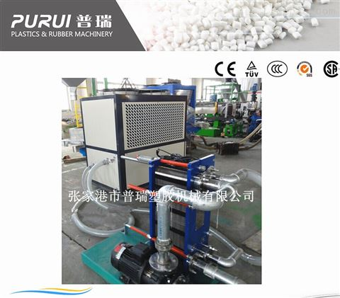 水冷却系统-冷水机,热交换器,冷却塔