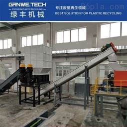 IBC集装桶回收机器HDPE塑料桶自动化生产线