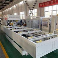 SGK-250全自动塑料管材扩口机设备