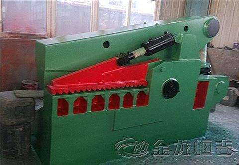 鳄鱼剪切机