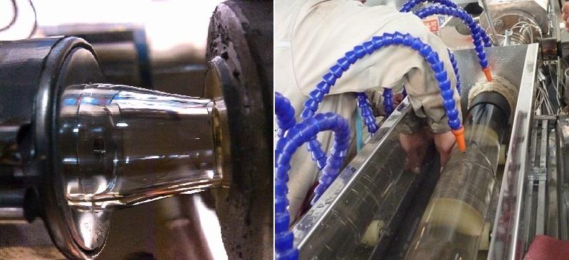 PMMA(亚克力)、PC管材棒材生产线