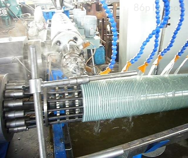 TPU风管生产线