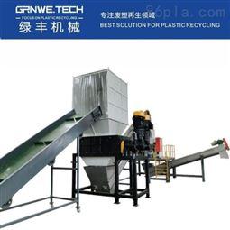 塑料牛筋桶资源化设备HDPE储水桶清洗生产线