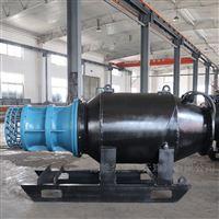 QZB输送海水用大流量潜水轴流泵