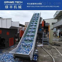 HW49化工塑胶桶清洗再生自动化回收线
