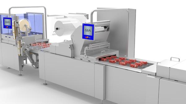 GEA推出新款热成型机,可生产高度为100mm的大容量包装