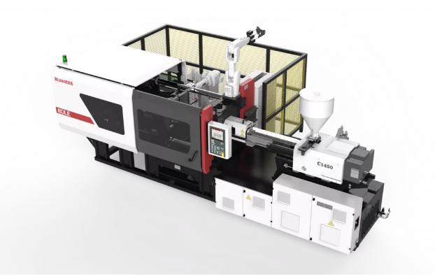 當普通機型上也可以應用纖維增強熱塑性復合材料成型技術時