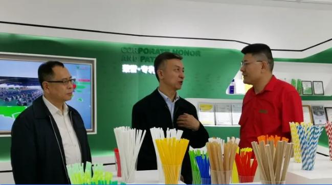 中國塑協在寧波塑料企業調研之行