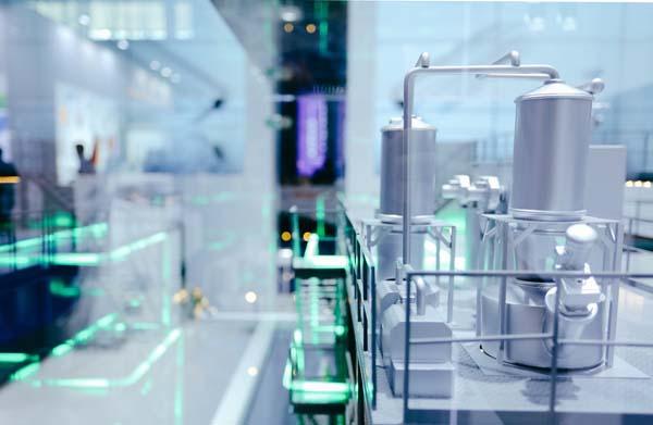 BORSTAR  HE3477-RT优异的冷热水系统和工业应用的PE-RT II型管网解决方案
